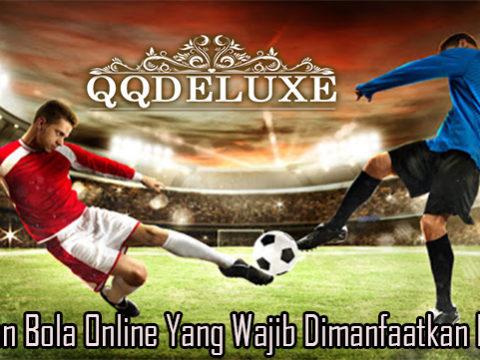 Pasaran Bola Online Yang Wajib Dimanfaatkan Penjudi
